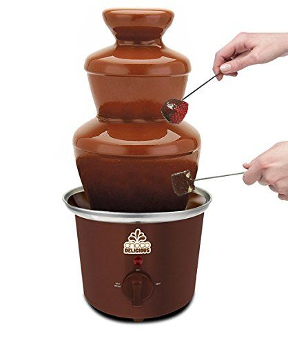 Fuente de chocolate de 3 pisos ONOGAL 85W 2962